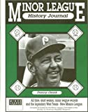 img - for Minor League History Journal, Volume 3, First Printing, April, 1994 book / textbook / text book