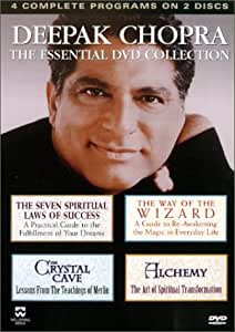Deepak Chopra: Seven Spiritual Laws of Success / Way of the Wizard / Crystal Cave / Alchemy