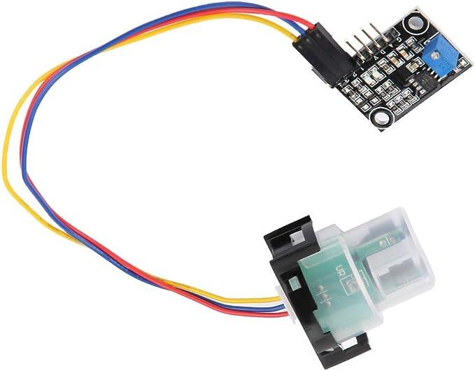 M/ódulo de sensor de turbidez TSW-30 Control de calidad del agua M/ódulo de detecci/ón de valor de turbidez de aguas residuales