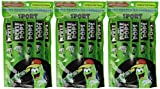 BOB'S PICKLE POPS Original Dill Flavor 6 Pops per Pack (Pack of 3 for 18 Tota...