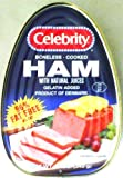 CELEBRITY HAM COOKED CANNED BONELESS  PRODUCT OF DENMARK 12 OZ