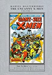 Marvel Masterworks The Uncanny X-Men