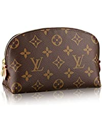Monogram Canvas Cosmetic Pouch M47515