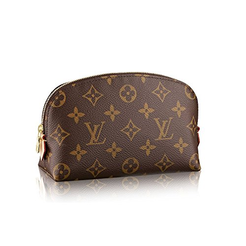 Louis Vuitton Pocket (Louis Vuitton Monogram Canvas Cosmetic Pouch M47515)