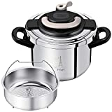 T-fal Pressure Cooker ''Clipso Arch Mercy'' (6L)【Japan Domestic genuine products】