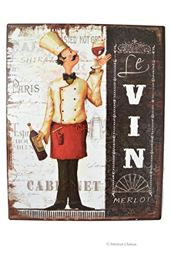 American Chateau Vintage Wine & Fat French Chef Bistro 10