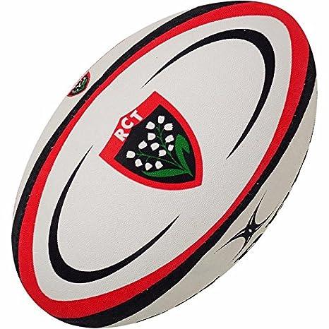 Ballon rugby - Réplica Rugby Club Toulonnais - Mini - Gilbert 5024686269594