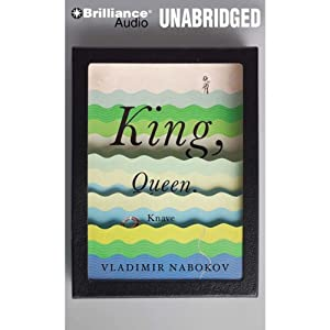 King, Queen, Knave Audiobook