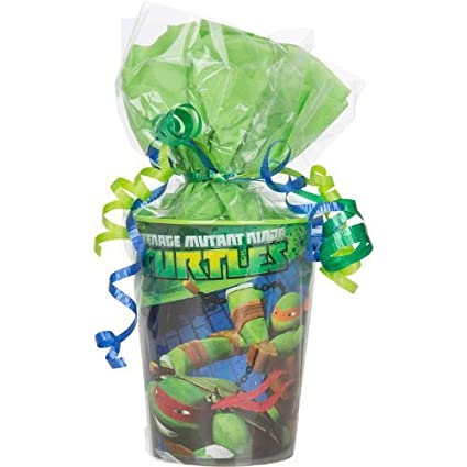 Amazon.com: Teenage Mutant Ninja Turtles pre-rellenados para ...