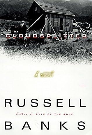 book cover of Cloudsplitter