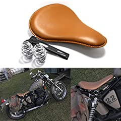 Easy to install, No install instruction.Fitment: Universal Fit for most of Motorcycle,Harley,Honda,Yamaha,Kawasaki,Suzuki,Sportster,Bobber,Chopper. Harley-Davidson: Cross Bones 2008-2009 Dyna 1984-2016 Electrade 1990-2014 Fatboy 1990-2014 Her...