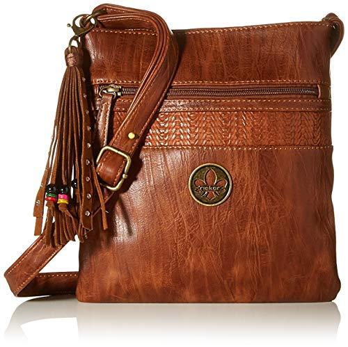 Rieker Damen Handtasche Umhängetasche, 240x10x220 cm