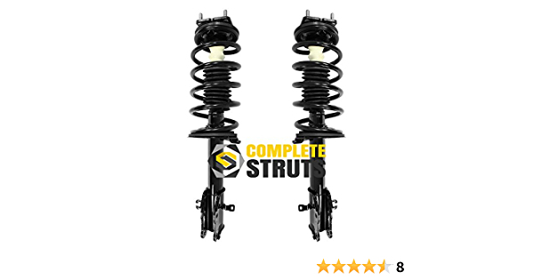 Front Strut and Coil Spring Assembly For 2007-2010 Mazda CX9 2008 2009 C256WZ