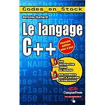 Langage c++ codes en stock