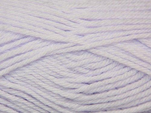 Sirdar Snuggly Knitting Yarn DK 219 Lilac - per 50 gram ball (Sirdar Yarn Dk Snuggly)