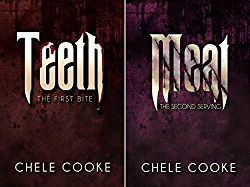 Teeth Dark Paranormal Vampire Series (2 Book Series) by  Chele Cooke