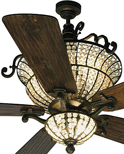 Craftmade CRLK-PR 2 Light Fan Light Kit