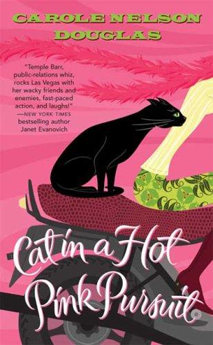 Cat Hot Pink Pursuit Mysteries