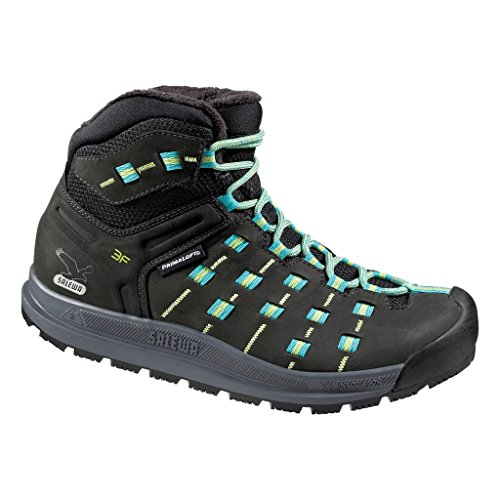 Salewa Capisco Insulated, Women's Trekking & Hiking Shoes Black/Dragonfly