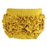 Wennikids Baby Girl's Cotton Shorts and Diaper