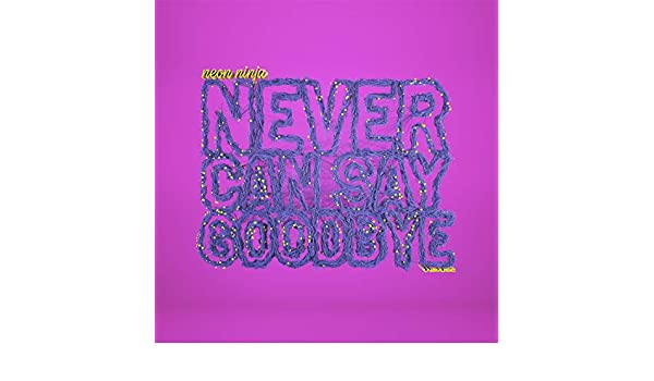 Never Can Say Goodbye (Radio Edit) by Neon Ninja on Amazon ...