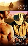 Rough Ride by Carol Lynne front cover