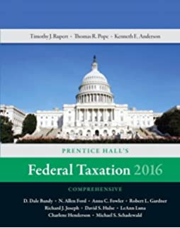 Amazon systems understanding aid instructions flowcharts and prentice halls federal taxation 2016 comprehensive 29th edition fandeluxe Image collections