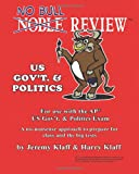 No Bull Review - US Government and Politics, Jeremy Klaff and Harry Klaff, 1491253533