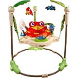 Baby Bucket Jumperoo With Music and Light Walker Activity Seat