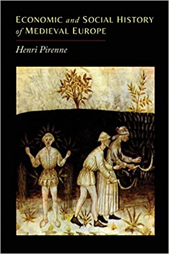 History of pirenne thesis