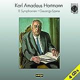 : Hartmann: 8 Symphonies / Gesangs-Szene