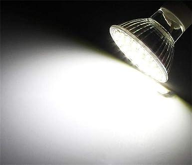 Bombillas Led,3.5W Iluminación De Interior Proyector De Vidrio ...