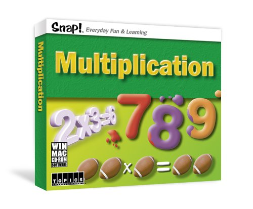 Multiplication Snap - Multiplication (Snap! Everyday Solutions)