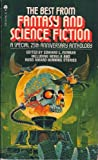 Best from Fantasy and Science Fiction, Theodore Sturgeon, Ray Bradbury, Isaac Asimov, Fritz Leiber, Poul Anderson, James Blish, 0441054609