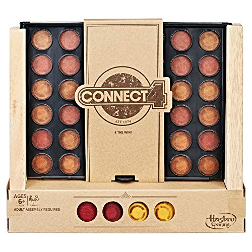 Connect 4 - Rustic Series Board Game