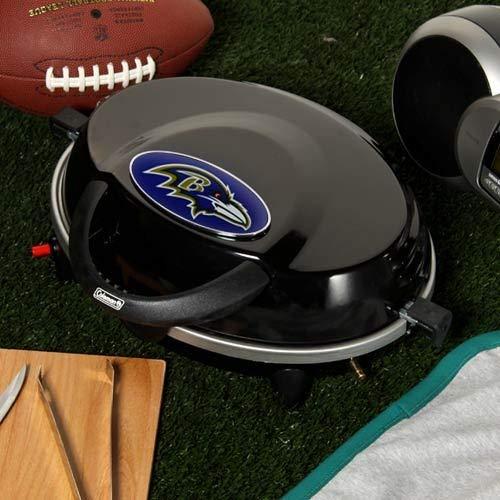 NFL Baltimore Ravens Instastart Tailgate Propane Grill