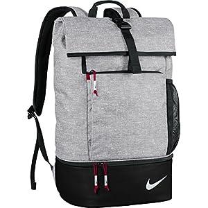 Nike Sport Backpack 2017 Silver/Black/Gym Red