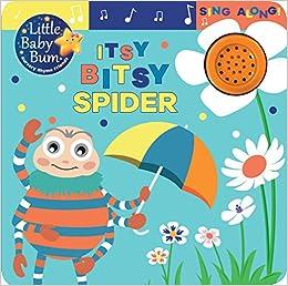 Little Baby Bum: Itsy Bitsy Spider por Parragon Books Ltd epub