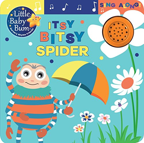 Little Baby Bum Itsy Bitsy Spider: Sing Along!