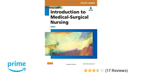 study guide for introduction to medical surgical nursing 6e rh amazon com Genetics Study Guide Science Study Guide