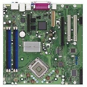 Intel BLKD945GCZLKR Mb P4 775 1066/800/533mhz Fsb Mbtx Dual-channel Ddr2 667/533/400 Sdram 10 Pack