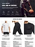 TSLA Mens Compression Pants Running Tights Workout