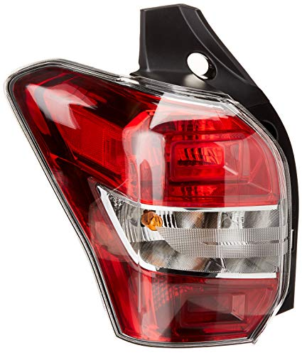 (TYC 11-6598-00-1 Replacement left Tail Lamp (SUBARU FORESTER), 1 Pack)