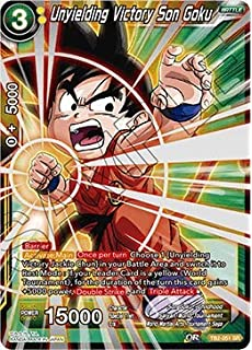 4972aaf5fd774 Amazon.com: Supreme Showdown Son Goku - TB2-002 - SR: Toys & Games