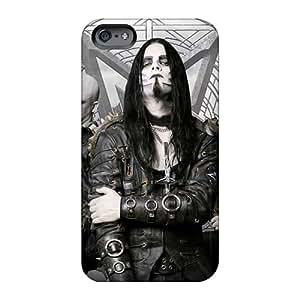 JasonPelletier Iphone 6 Shock Absorbent Cell-phone Hard Cover Customized Stylish Dimmu Borgir Band Skin [NBV11847YRVI]