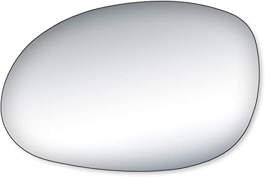 Fit System 90189 Chrysler Passenger Side Replacement Mirror Glass