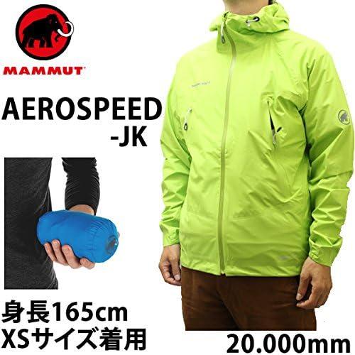 MAMMUT マムート ジャケット AEROSPEED Jacket 1010-25311 SPROUT 4571 mammut ジャケット【C1】  XS/JPN-S