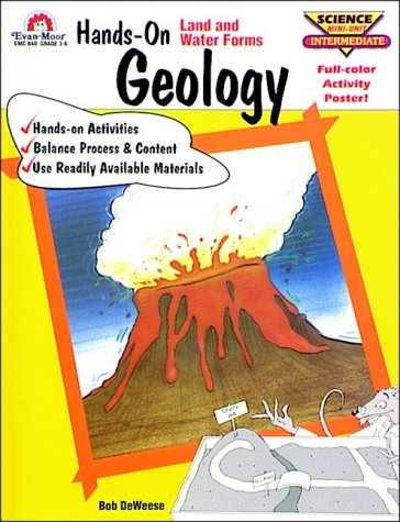 Hands-On Geology: Land and Water Forms - Land And Water Forms