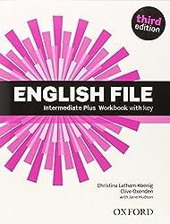 English File Intermediate Plus : Workbook with key