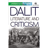 Dalit Literature and Criticism (Literary/Cultural Theory)